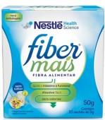 Fibra Alimentar  - Nestlé - Fiber Mais 10 Sachês