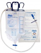 Bolsa de Cama - Medix - Coletora de Urina - 2000ml - Unidade