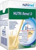 Suplemento - Nutrimed - Nutri Renal D - 200ml