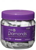 Sachê Gelificante - Convatec - Diamonds - Para o Controle do Odor - 100 unidades