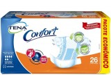 Fralda Adulto - Tena - Confort - Para Incontinência Urinária - 26 unidades