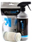 Curativo - Physicool - Coolont - Bandagem + Spray - Kit