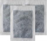 Kit - Curativo - Curatec - Carvão Ativado com Prata Sachê - Antibacteriano - 5 unidades