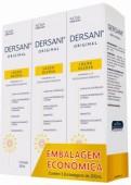 Dersani Original - Loção Oleosa a base de A.G.E - Kit 3 unidades - 200ml