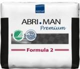 Absorvente  Masculino - Abena - Abri-Man Premiun - Fórmula 2 - Para Incontinência Urinária - 14 unidades