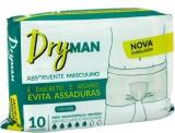Absorvente Masculino - Dryman - Para Incontinência Urinária