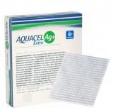 Curativo - Convatec - Aquacel AG + Extra - Hidrofibra Absorvente com Prata - Estéril