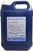 Álcool Gel - Idel - Gel Antisséptico 70% - 5L