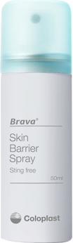 Curativo - Coloplast - Brava - Spray Barreira Proteção Cutânea - 50ml - unidade