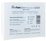 Teste Rápido - MedLevensohn - Coronavírus (Covid-19)  - 25 unidades