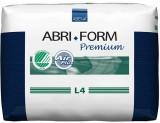 Fralda - Abena - Abri-Form Premiun - L4 - Para Incontinência Urinária - 12 unidades