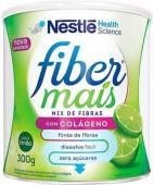 Fibra Alimentar  - Nestlé - Fiber Mais - Colágeno - 300g