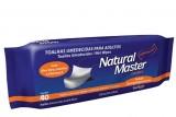 Lenço Umedecido - EverGreen - Natural Master - 40 unidades