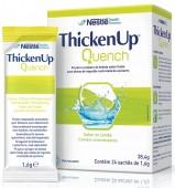 Flavorizante - Nestlé - Resource ThickenUp Quench - 24 Sachês - Pó Para o Preparo de Bebidas