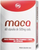 Suplemento Alimentar - BPB - Maca - Vitamina Hormonal - 60 cápsulas