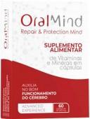 Suplemento Alimentar - BPB - Oral Mind - Vitamínico - 60 cápsulas