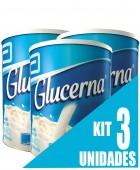 Suplemento - Abbott - Glucerna Pó 400g - Kit 3 unidades