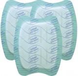 Kit - Curativo - Essity - Cutimed Siltec Sorbact - Espuma Antimicrobiana - 5 unidades