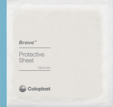 Placa Protetora - Coloplast - Brava - Para Ostomia - unidade
