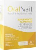 Suplemento Alimentar - BPB - Oral Nail - Fortalecimento das Unhas - 30 comprimidos