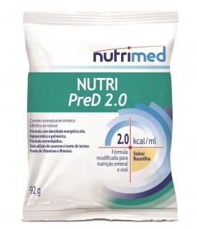 Suplemento - Nutrimed - Nutri Pred 2.0 - 92g