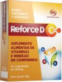 Suplemento Alimentar - BPB - Reforce D - Ácido Ascórbico - 60 cápsulas