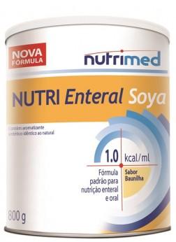Suplemento - Nutrimed - Nutri enteral Soya 800g