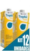 Dieta Enteral - Prodiet - Trophic Basic 1 Litro - Kit 12 unidades