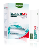 Espessante - Mais Care - Espessa Mais Clean 24 Sachês para Alimentos Líquidos - O Translucido