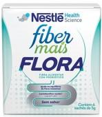 Fibra Alimentar - Nestlé - Fiber Mais Flora 6 Sachês